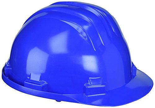 [Panier Plus] Casque de chantier réglable Ferko AR-5RAZ - Polyéthylène, Bleu