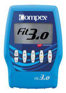 Electrostimulateur Compex Fit 3.0 Bleu (+ 4 produits complémentaires offerts)