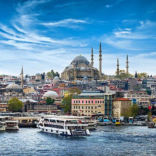 Sélection de Vols directs A/R Lyon (LYS) <-> Istanbul (SAW) en promotion - Ex: Du 18 Novembre au 25 Novembre (8 Kg de bagage cabine)