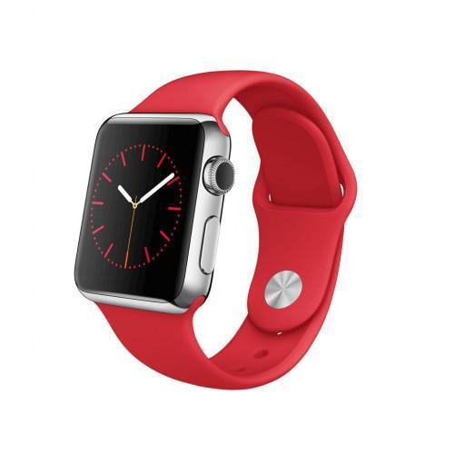 -50% sur une sélection d'articles High-Tech - Ex : Montre connectée Apple Watch 38mm Acier Bracelet