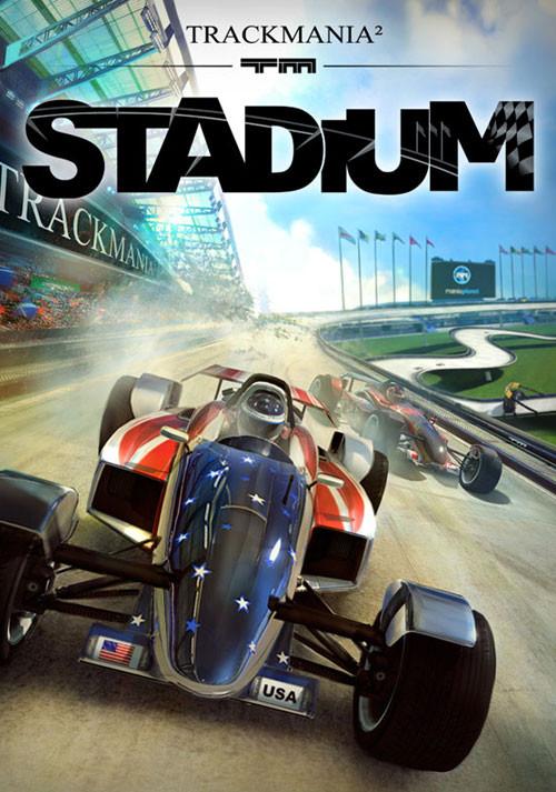 Sélection de jeux TrackMania² en promotion * Ex : TrackMania² Stadium sur PC (Dématérialisé - Steam)