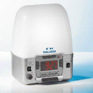 Radio réveil simulateur d'aube Clipsonic THR12