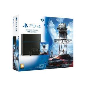 Console PS4 1To + Star Wars  Châssis C