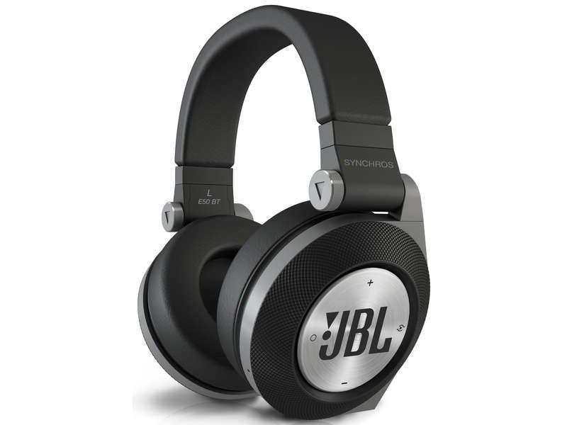 Casque audio sans-fil JBL E50BT - Bluetooth, Noir