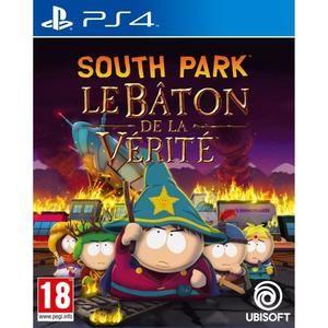 South Park : Le bâton de la vérité sur PS4 (vendeur tiers - Frais de port inclus)