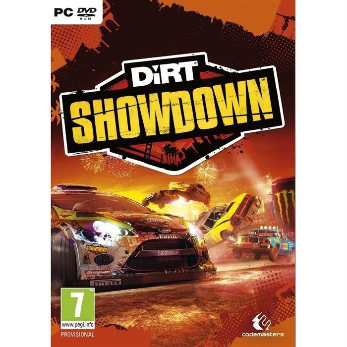 Dirt Showdown Dématérialisé sur PC (Clé Steam)