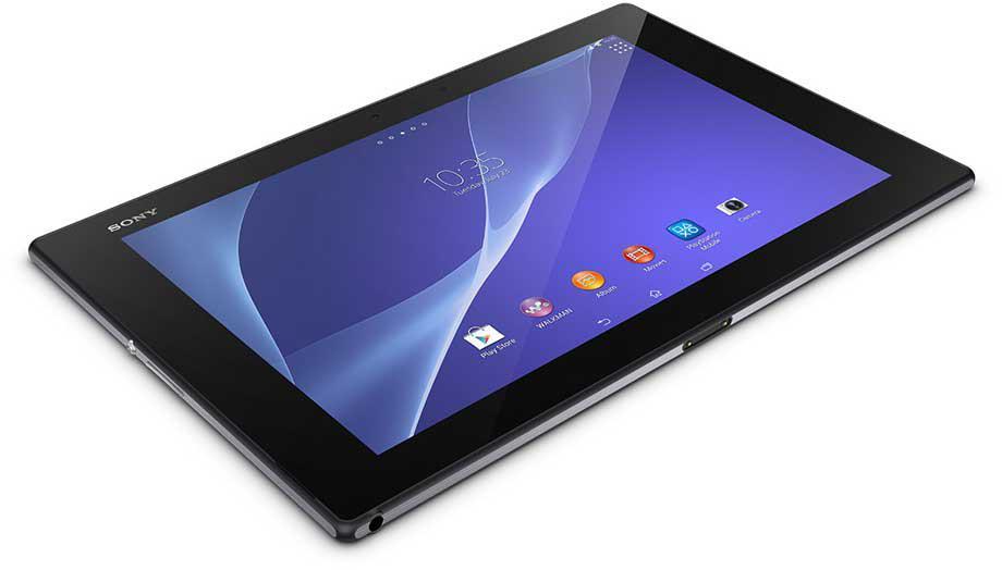 """Tablette 10"""" Sony Xperia Z2 16 Go (3 Go RAM, WiFi + Bluetooth)"""