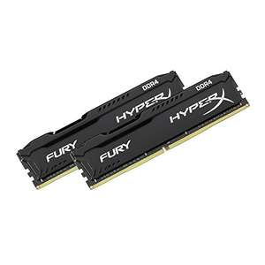 Kit mémoire DDR4 HyperX Fury - 16 Go (2x8Go), 2666MHz, CL16 (HX426C16FB2K2/16)