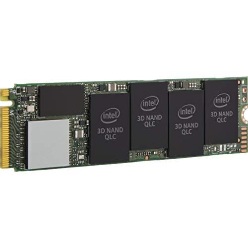 SSD interne M.2 NVMe Intel 660P Series (QLC 3D) - 512 Go