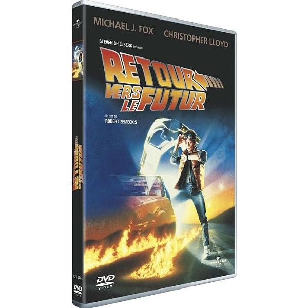 DVD Retour vers le futur