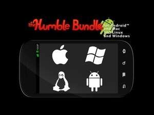 4 ou 9 jeux multiplateformes (Android, Windows, Linux, Mac OS X) - HumbleBundle with Android 5