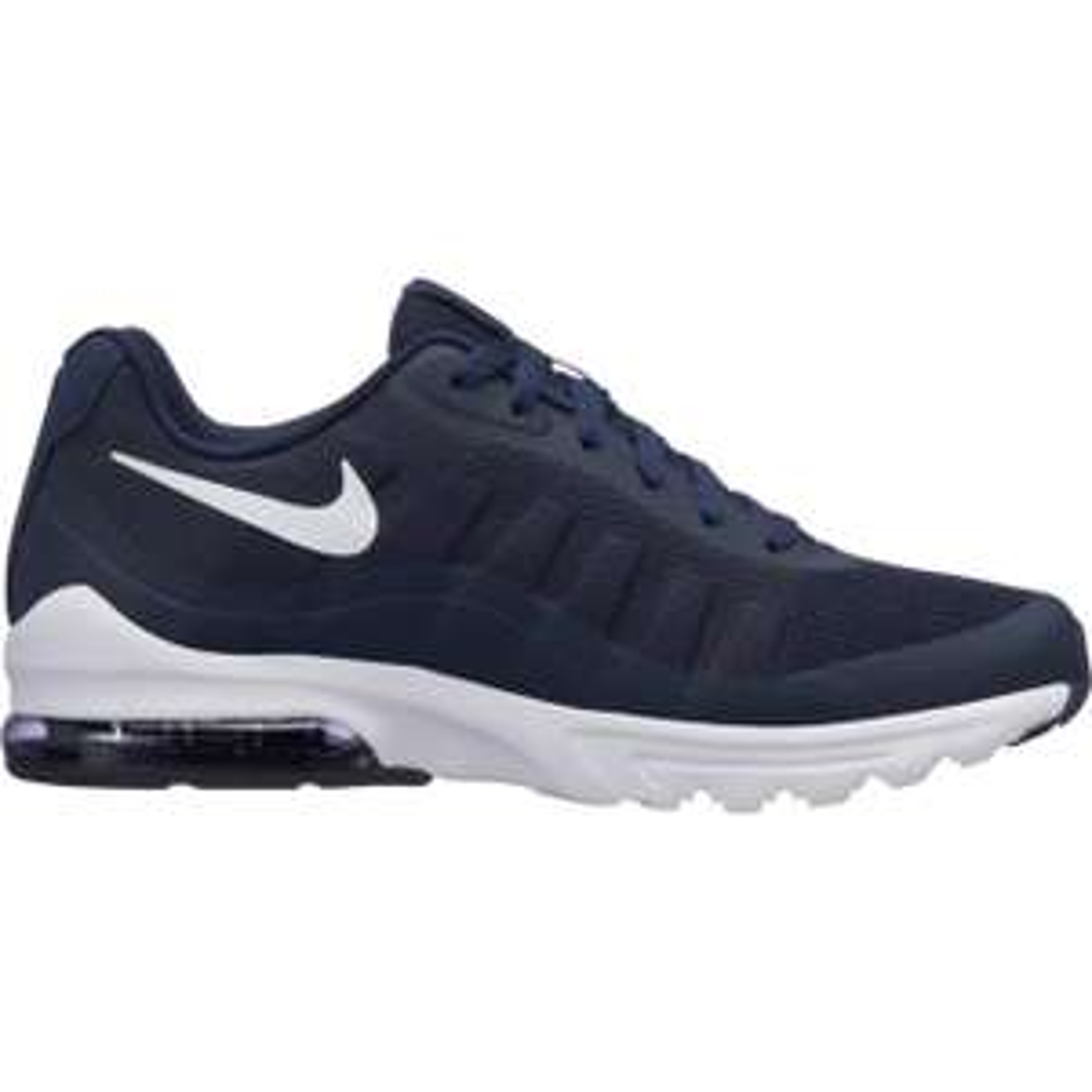 Baskets Nike Air Max Invigor (Taille 42.5) - Bleu marine