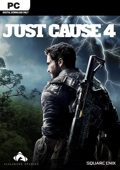 Jeu Just Cause 4 sur PC (Dématérialisé - Steam)