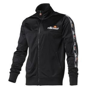 Sweat-shirt zippé Ellesse Ustave - en polyester, noir (taille XL)