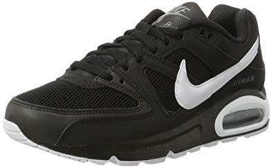 Chaussures Nike Air Max Command - noir (tailles 40 ou 44) + ballon de football FFF 2019 (T5)
