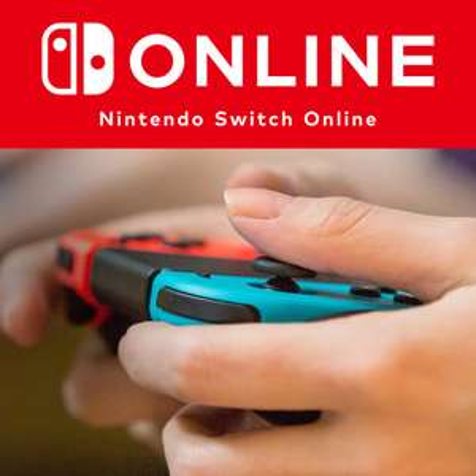 Abonnement de 12 mois au service Nintendo Online (dématérialisé)