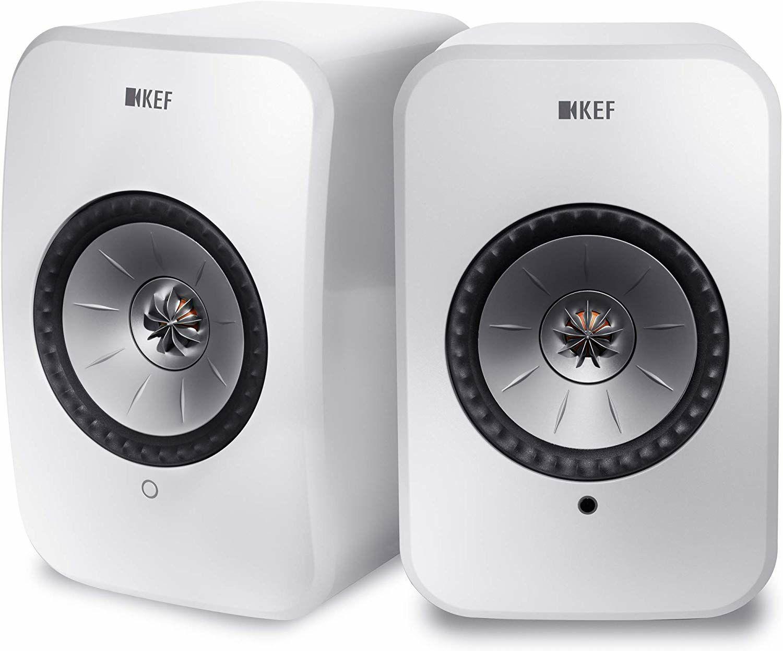 Paire d'enceintes connectées KEF LSX Wireless