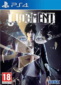 Judgment sur PS4