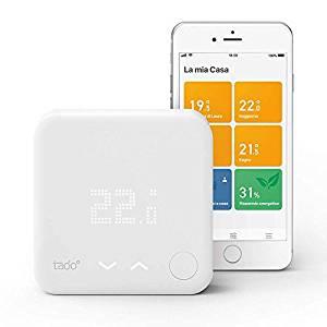 Kit de démarrage Thermostat connecté Tado v3+