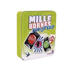 Mille Bornes Fun & Speed boîte métal