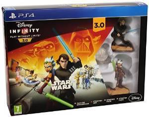Pack de démarrage Disney infinity 3.0 : Star Wars sur PS4 et Xbox One