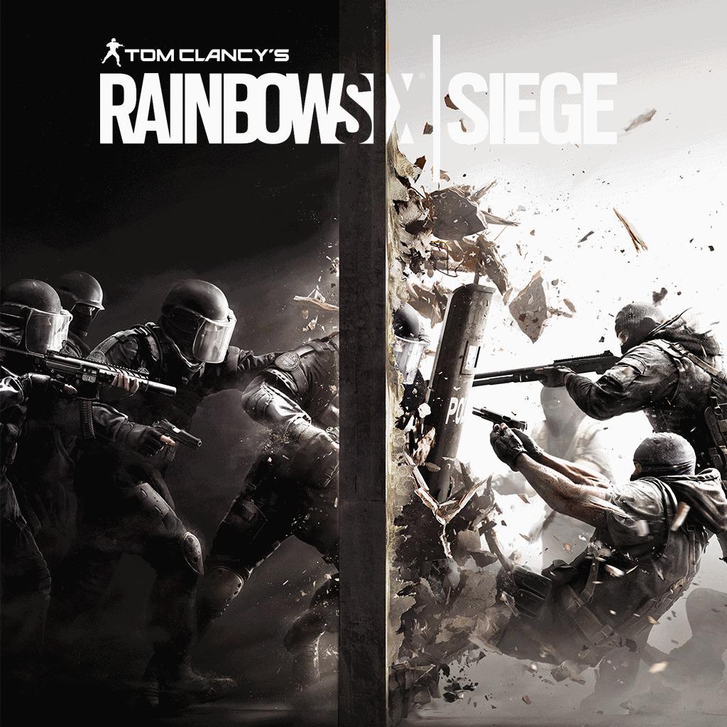Tom Clancy's Rainbow Six Siege squr PC (Dématérialisé)
