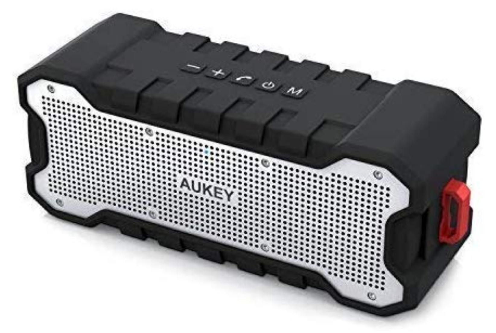 Enceinte Bluetooth Aukey  SK-M12 - Waterproof IPX7 (vendeur tiers)