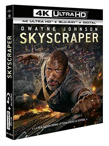 Blu-ray 4K UHD Skyscraper (+ Blu-ray)