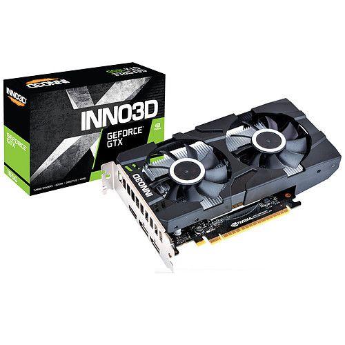 Carte Graphique INNO3D GeForce GTX 1650 Twin X2 OC