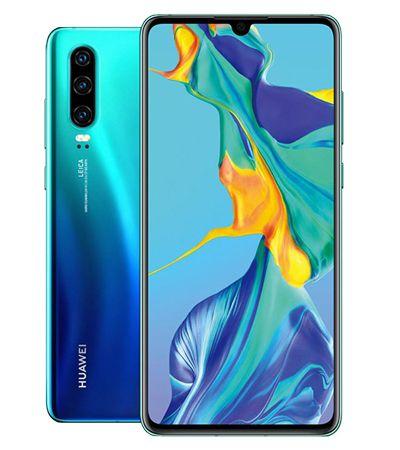 "Smartphone 6.1"" Huawei P30 - 128 Go (+ Jusqu'à 106.48€ en SuperPoints)"