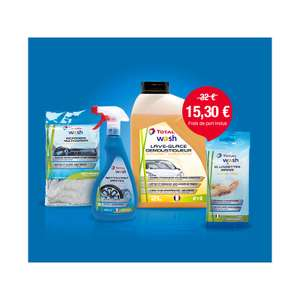 Pack été Total Wash