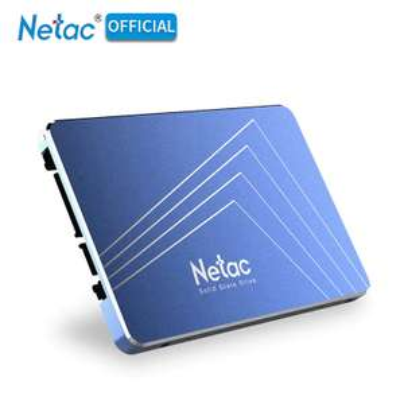 "SSD interne 2.5"" Netac (TLC) - 720 Go"