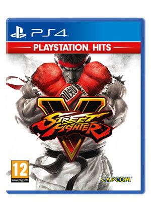 Jeu Street Fighter V - PlayStation Hits (PS4)