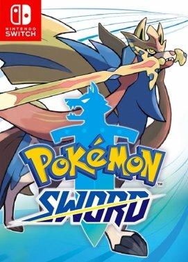 Précommande : Jeu Pokemon Sword ou Shield sur Nintendo Switch (Dématérialisé)