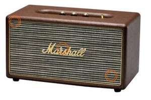 Enceinte Bluetooth Marshall Stanmore - Marron )