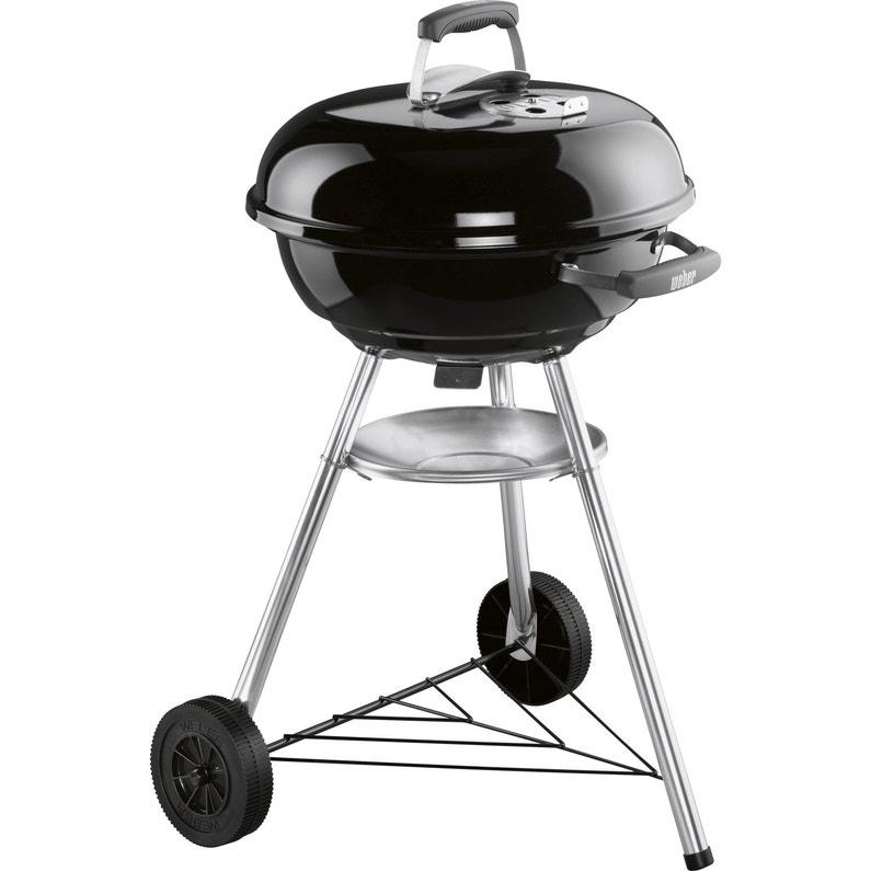 Barbecue au charbon de bois Weber Kettle 47cm