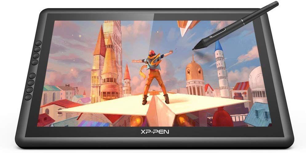"""Tablette graphique 16"""" XP Pen Artist 16 Pro - 1080p, 8129 niveaux de pressions"""