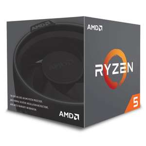 Processeur AMD Ryzen 5 2600 Wraith Stealth Edition (3.4 GHz) + 3 mois Xbox Game Pass offerts