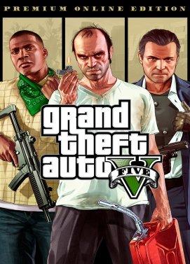 Grand Theft Auto V: Premium Online Edition sur PC (Dématérialisé - Rockstar Social Club)