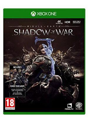 La Terre du Milieu : L'Ombre de la Guerre Day One Edition sur Xbox One