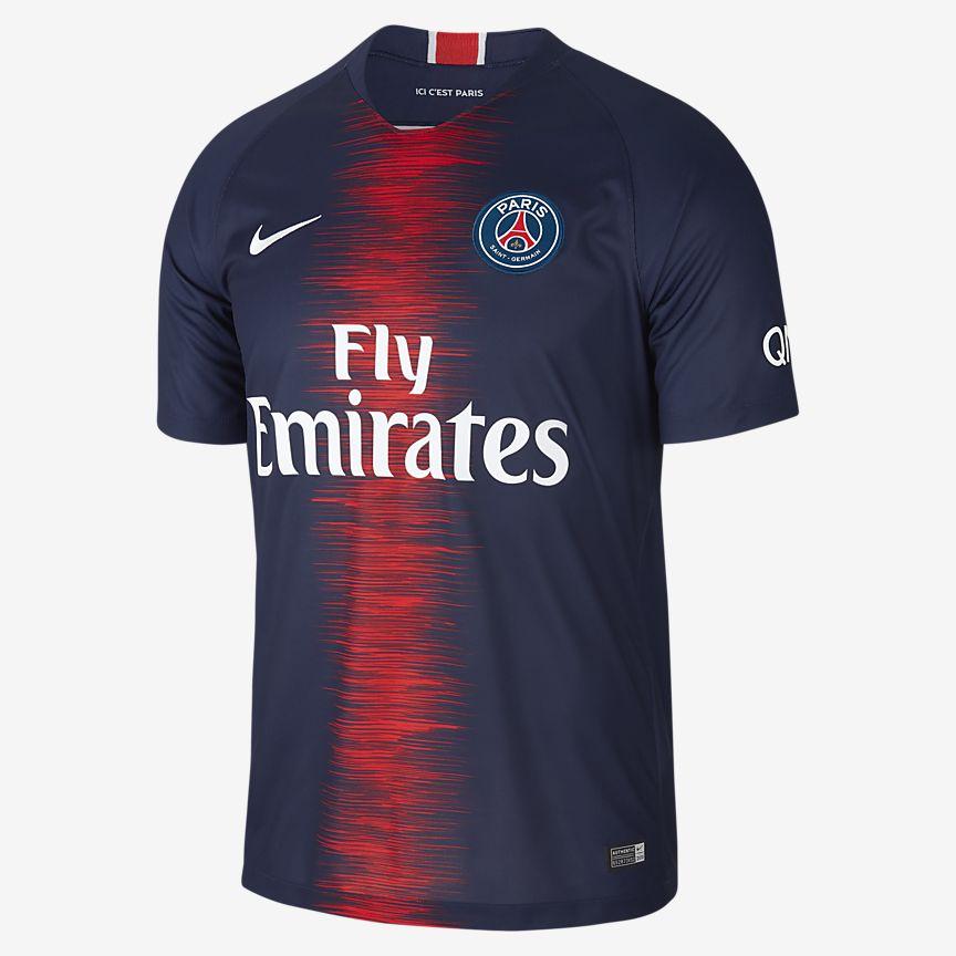 Maillot de Football Homme 2018/19 Paris Saint-Germain Stadium Home