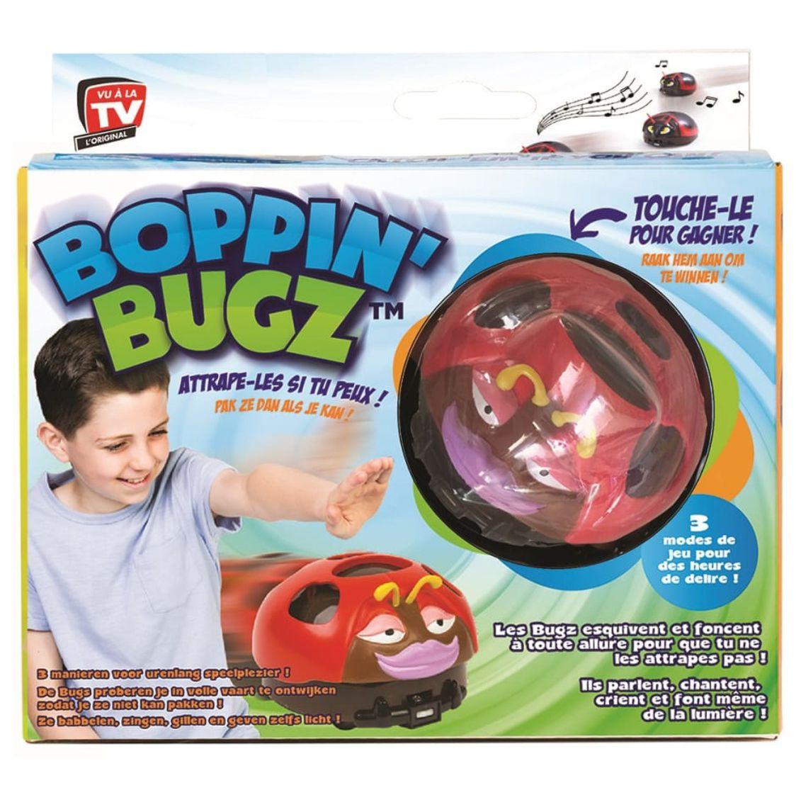 Jouet Best of TV Boppin Bugz Coccinelle