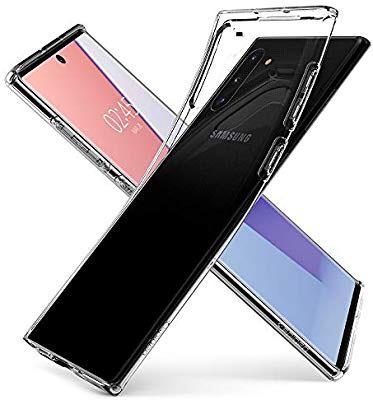 Coque transparente Spigen pour Galaxy Note 10 Plus (vendeur tiers)