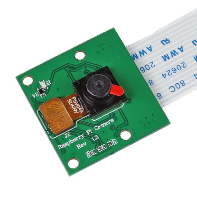 Camera Module Board 5MP Webcam Video 1080p for Raspberry Pi