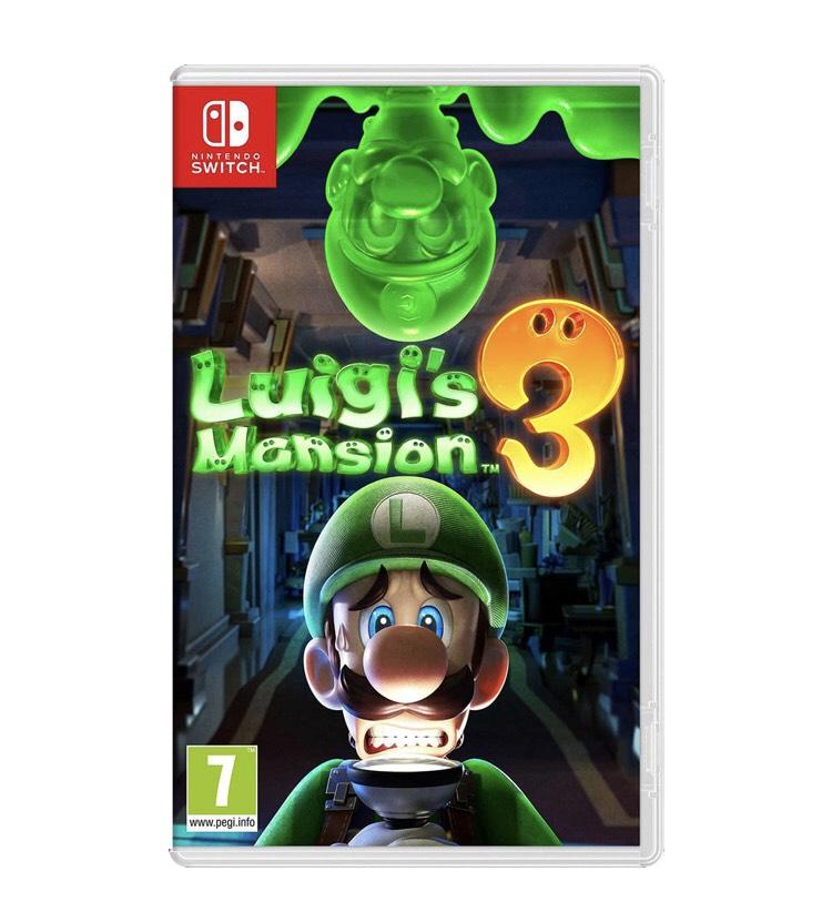 [Précommande] Luigi's Mansion 3 sur Nintendo Switch