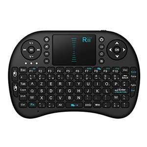 Mini-clavier sans-fil RiiTek Rii Mini i8 - AZERTY (vendeur tiers)