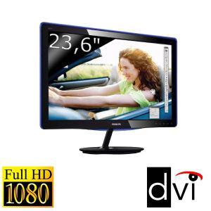 "Ecran PC Philips 247E3LSU2 LED 23,6"" Full HD"
