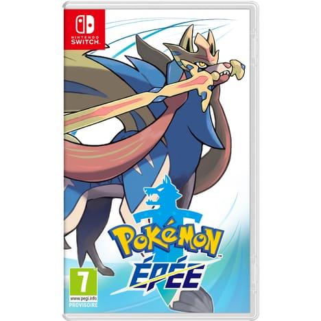 [Précommande] Pokemon Epée ou Pokemon Bouclier sur Nintendo Switch
