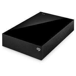 "Disque dur externe 3,5"" USB 3.0 Seagate Backup Plus - 8 To + Cloud 200 Go / Port et taxes inclus"