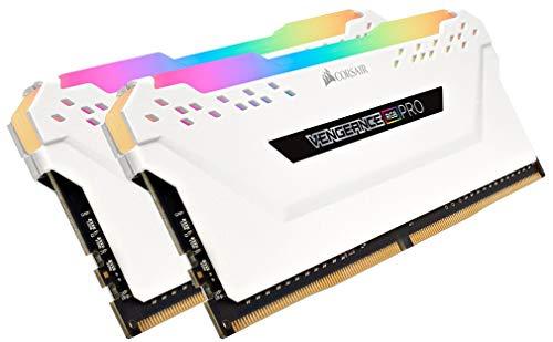 Kit Mémoire RAM DDR4 Corsair Vengeance RGB Pro 32 Go (2x16 Go) - 2933MH,z C16